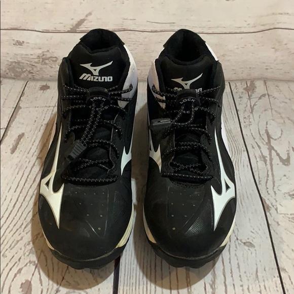 97e273d67783 Mizuno Shoes | Girls Softball Cleats Size 35 | Poshmark